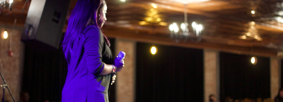 Da'Kara Perrin shares her beautiful voice.