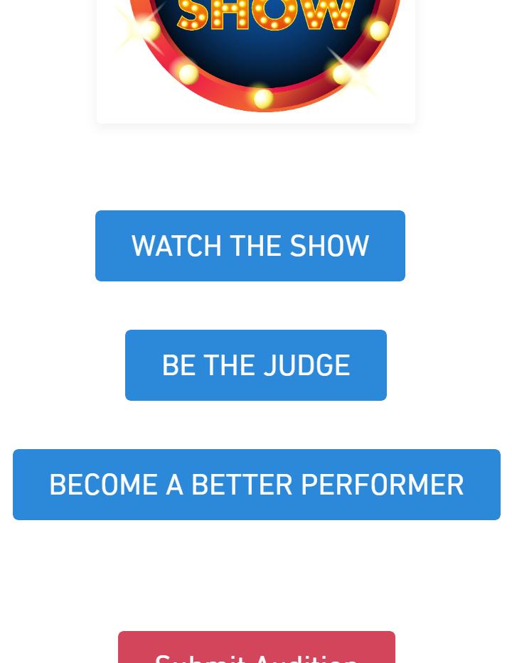 Our App Main Menu
