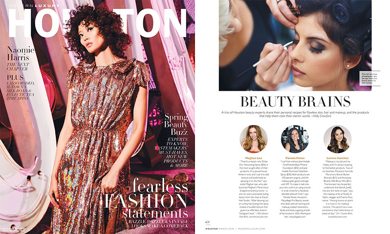 Maquillage Pro Beauty MPB Modern Luxury Magazine Houston Texas TheWoodlands TX