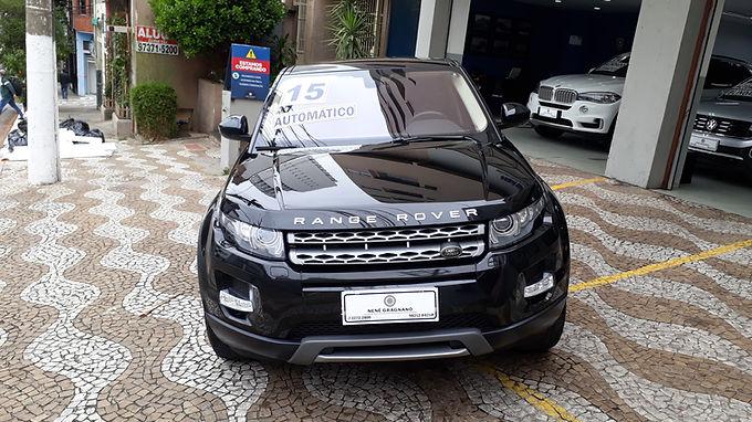 LAND ROVER RANGE ROVER EVOQUE 2015 2.0 PURE 4WD AUTOMÁTICA