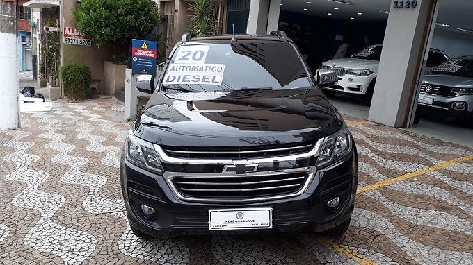 CHEVROLET S10 2020 2.8 LTZ 4X4 C.DUPLA TURBO DIESEL AUTOMÁTICA