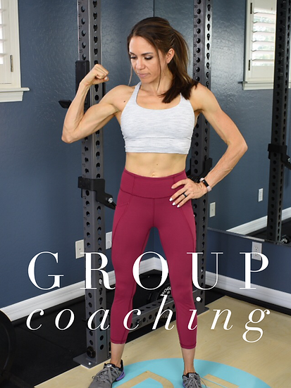 Group Coaching - Session 8- March 22nd- May 16th