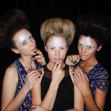 20100506 - Mercedes Benz Fashion Week Au