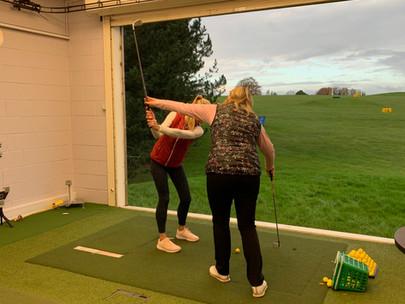 Visit to Leeds Golf Centre