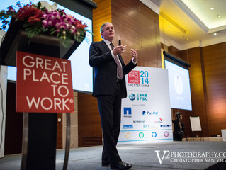 Great Place to Work, 2014 Annual Conference Shanghai