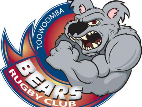 Bears Juniors 2019 Season Draw