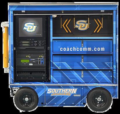 CoachComm Sideline Communications X-Cart