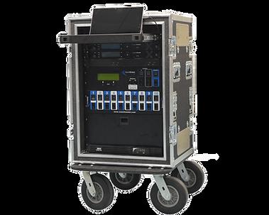 X-System Digital Press Box