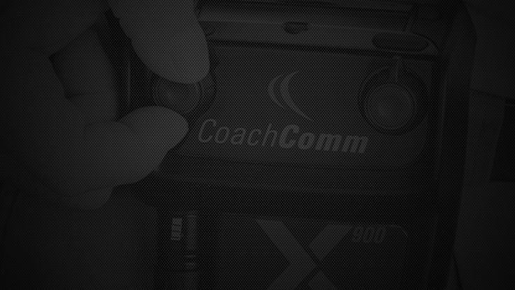CoachComm X-System Coaching Headset Systems for football sidelines