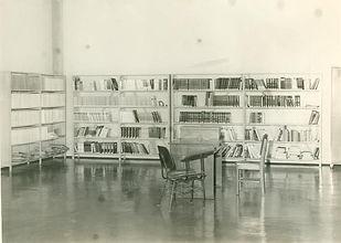 Biblioteca do IQ. 1971