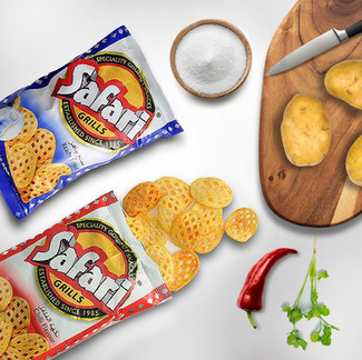 Packaging Redesign for FMCG local favoritebrand