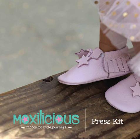 Moxilicious : Bespoke Kids Moccasins