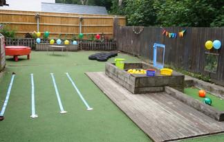 Nursery Sports Heats 2020