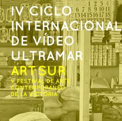 IV Ciclo Internacional de Vídeo Ultramar