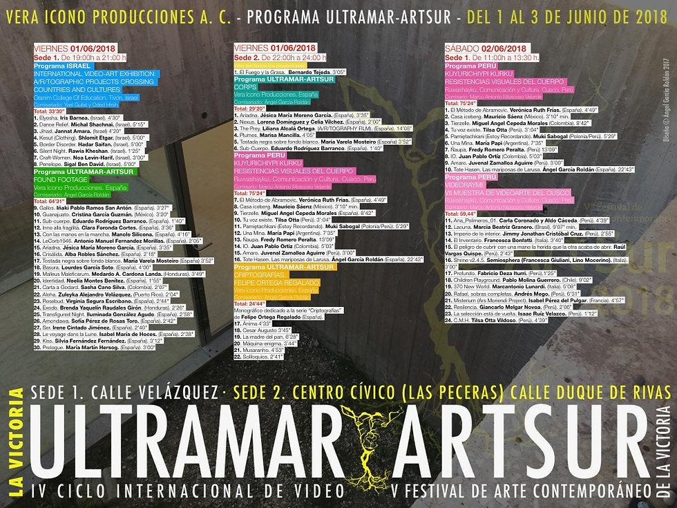 ULTRAMAR-ARTSUR. VERA ICONO PRODUCCIONES