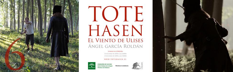 TOTE HASEN. FILMOTECA. 2018. 6.