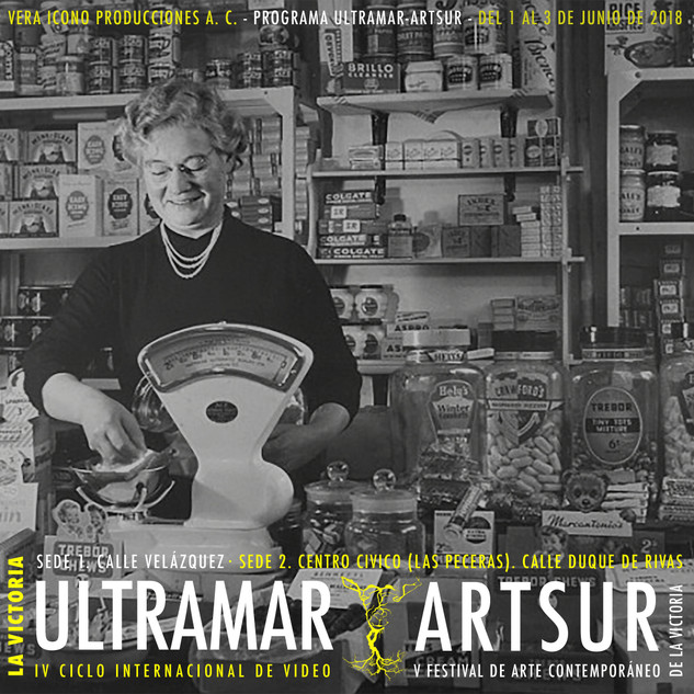 CICLO INTERNACIONAL DE VIDEO ULTRAMAR