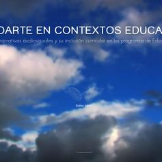 Website Videoarte en Contextos Educativos