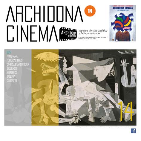 Website Archidona Cinema