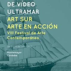 IV Ciclo Internacional de Vídeo Ultramar - Art Sur - Arte en acción