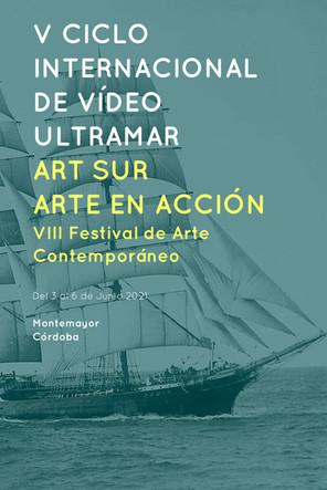V Ciclo Internacional de Video Ultramar - Art Sur
