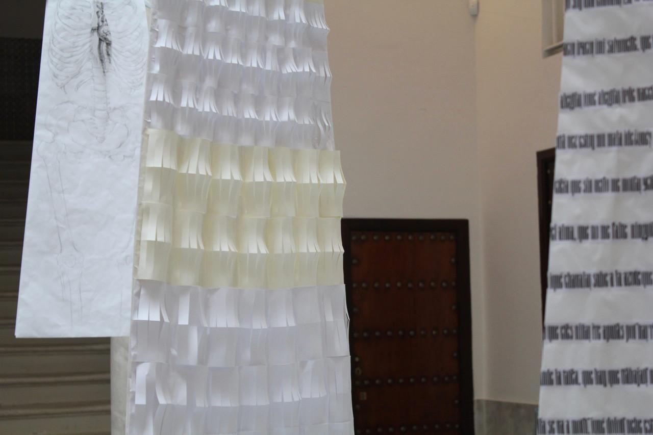 Manuel de Falla . Dibujos para una ópera. Cádiz #5