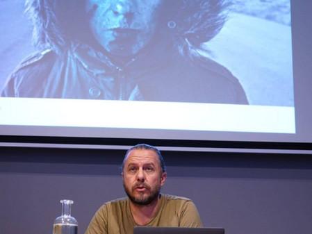 'Encuentros en la cuarta fase'. Ángel García Roldán en la Fundación Cajasol de Córdoba