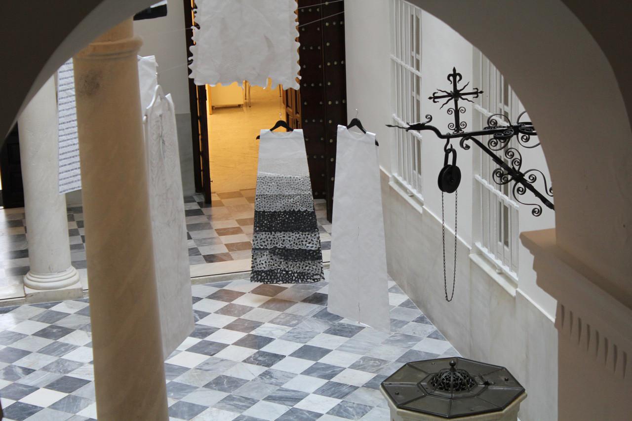 Manuel de Falla . Dibujos para una ópera. Cádiz #13