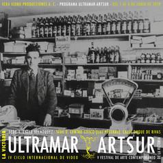 IV Ciclo Internacional de Viídeo Ultramar-Art Sur
