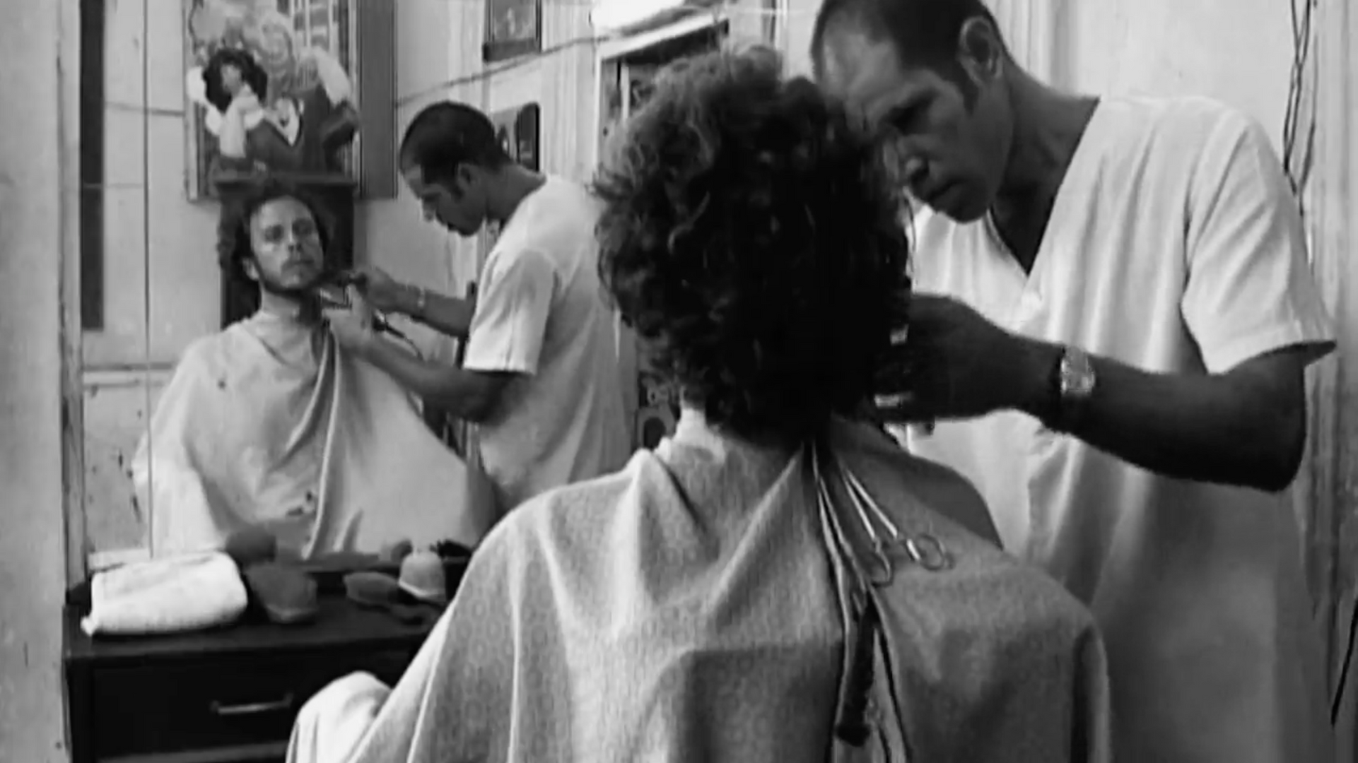 The Barber #10