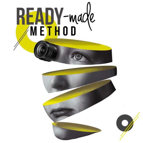5ª Muestra Internacionalde Videonarración A/R/Tográfica. Ready Made Method.