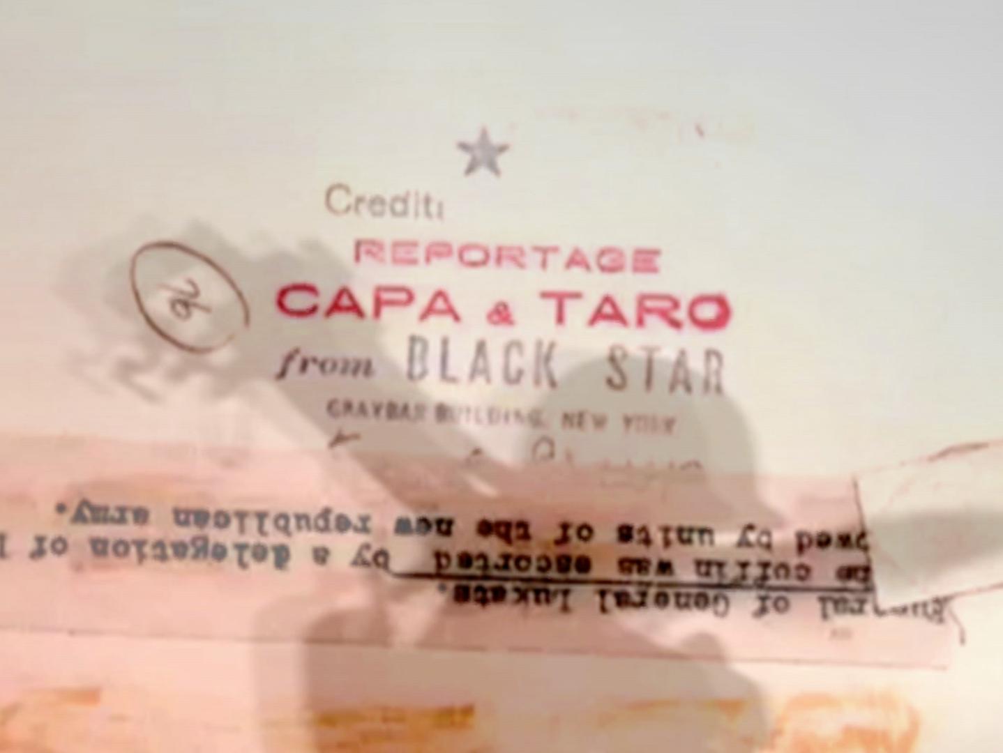 2010. Esperando a Robert Capa. #1