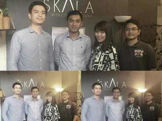 Kerjasama SKALA Course bersama Graphisoft Asia Applicad Indonesia