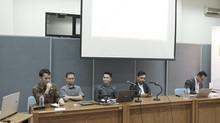 Diskusi Panel BIM di ITB