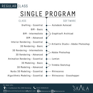 Single Program SKALA Course