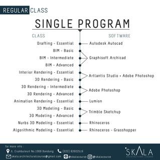 Single Program SKALA Course
