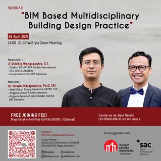 "BESOK ! Webinar Series : ""BIM Based Multidisciplinary Building Design Practice"""