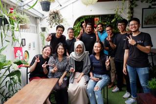 Done ! Jakarta Weekend Intensive Class Batch 02