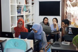1st week Jakarta Weekend Intensive Class Batch 04