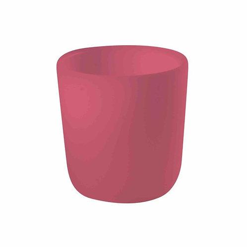 Beaba Silicone Glass Стакан из силикона, Pink