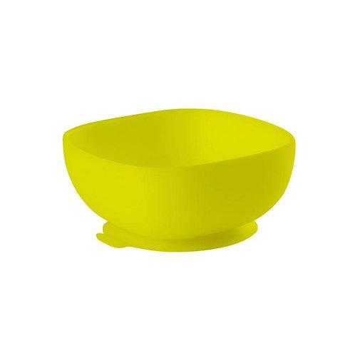 Beaba Silicone Suctio Bowl Gr Тарелка из силикона, Neon