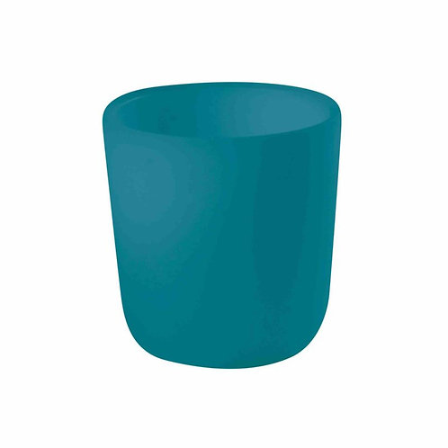 Beaba Silicone Glass Стакан из силикона, Blue