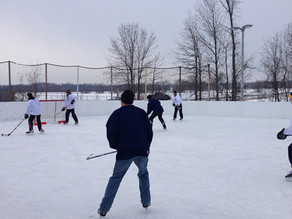 Bradley Rink Rink Point of Contact STILL Needed!