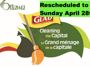 Clean Up the Community - new date!