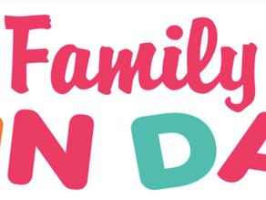 Family Fun Day - rain or shine!