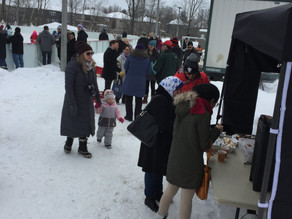 Fundraiser: Rink Trailers!