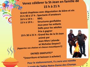 La Fête de la St-Jean à Orléans - RAFO