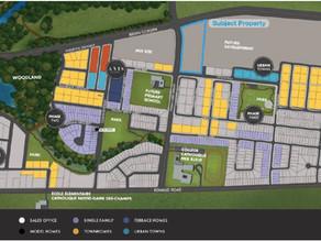 Richraft's Trailsedge development at Brian Coburn Boulevard/Fern Casey Street