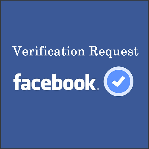 Facebook Verified (Official Request)