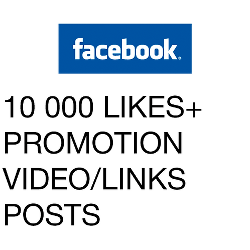 10 000 Likes for Facebook
